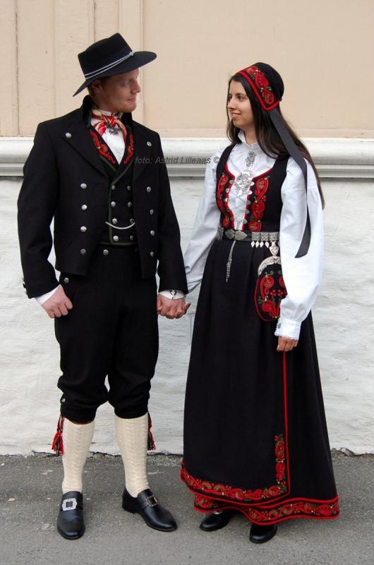 Østlandsbunad